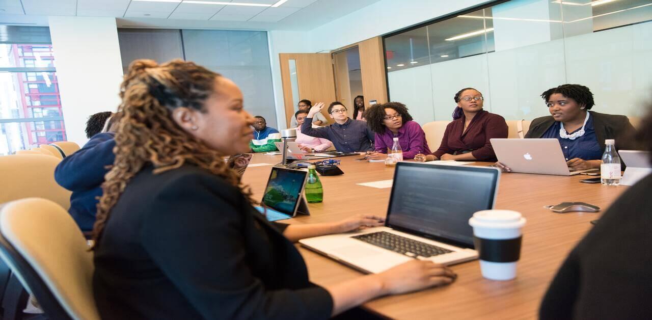 Organizing a virtual career fair